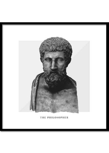 THE PHILOSOPHER POSTER